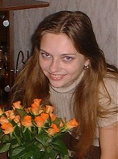 Olga Nikandrova. Pixel graphics (main menu of the site), photos, translation.