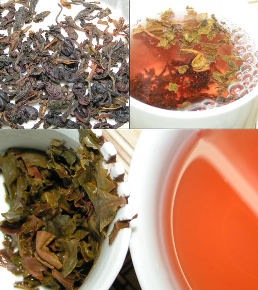 Нам в руки не так давно попал весьма интересный чай - очень инетресный...
