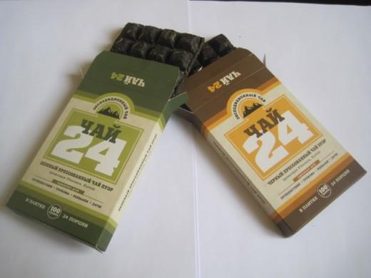Чай-шоколадка «Чай24»