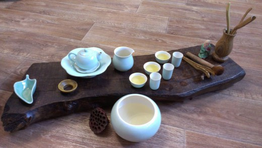 чайная утварь : форум :: чай